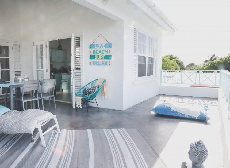 Terrace Opening
